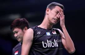 Hasil Indonesia Masters, Wahyu/Ade Dihentikan Pasangan Malaysia