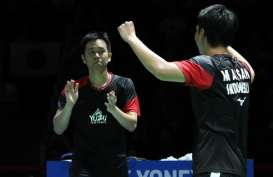 Hasil Indonesia Masters, Hendra/Ahsan Atasi Ganda India