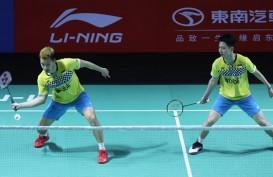 Hasil Indonesia Masters, Kevin/Marcus Lewati Hadangan Ellis/Langridge