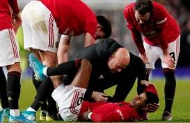 MU Melaju di FA Cup, Dibayar Mahal Rashford Cedera