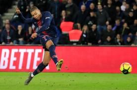 Hasil Liga Prancis : PSG Sikat Monaco, Rennais Dekati…
