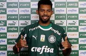 Barcelona Siap Angkut Matheus Fernandes dari Palmeiras