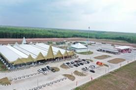 Pengembangan Area Tol Trans-Jawa Hidupkan Sektor Logistik