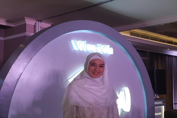 Dhini Aminarti saat ditemui di Gran Mahakam, Jakarta Selatan pada Kamis (16/1/2020) - Bisnis.com - Ria Theresia Situmorang