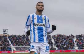 Sevilla Boyong Striker Leganes Youssef En-Nesyri