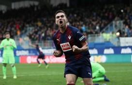 Lazio Daratkan Kapten Eibar Gonzalo Escalante