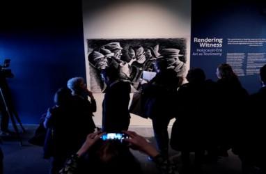 Museum di New York Pamerkan Lukisan Milik Korban Holocaust