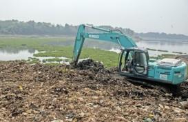 Satgas: Tumpukan Sampah di DAS Citarum Mulai Menyusut