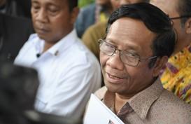 Tito Sambangi Mahfud, Bahas Penguatan Koordinasi di Pilkada 2020