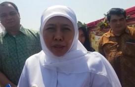 Sambangi Wapres Ma'ruf, Gubernur Khofifah Minta Restu Bangun IISP