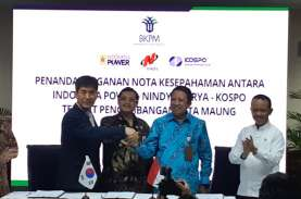 Deal! Nindya Karya, Indonesia Power, KOSPO Mulai Bangun…
