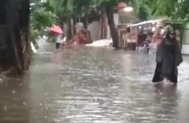 Puluhan Rumah di Kebon Jeruk Terendam Banjir