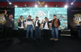 Puluhan Klub Moge Siap Sinergi Dukung Program Pemkot Bandung