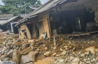 BNPB Ungkap Penyebab Longsor di Sukajaya Bogor