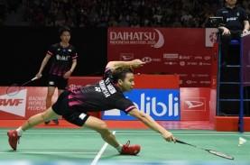 Indonesia Pastikan Juara Ganda Putra di Indonesia…