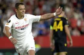 Tinggalkan Sevilla, Chicharito Kini Milik LA Galaxy