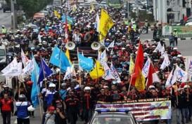 Besok Senin (20/1) Ribuan Buruh Bakal Geruduk Jasa Marga