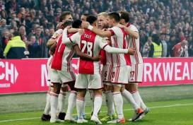 Ajax Makin Mantap Pimpin Liga Belanda, Tinggalkan AZ & PSV