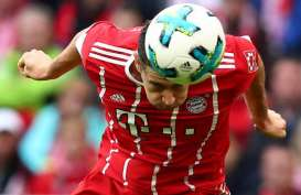 Munchen Pesta Gol di Berlin, Naik ke Posisi Kedua Klasemen Bundesliga