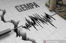 Gempa 6,6 SR Goyang Sulut hingga Gorontalo Utara