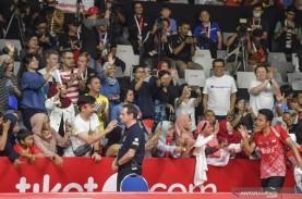 Tas Wasit Dicuri, Pengamanan Turnamen Indonesia Masters…
