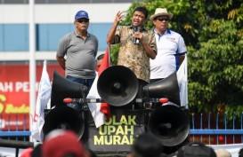 Ancam Mogok Kerja, Buruh Demo Hari Ini di DPR