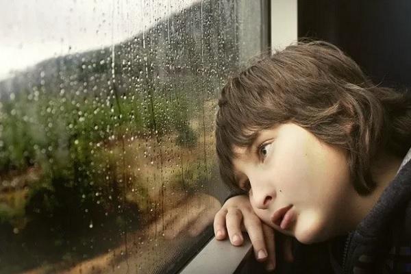 Ilustrasi anak stres - Istimewa