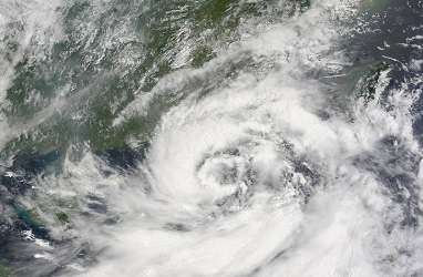 Badai Gloria Menghantam Sejumlah Wilayah di Spanyol