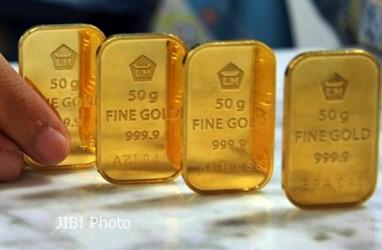 Harga Emas 24 Karat Antam Hari Ini, 20 Januari 2020