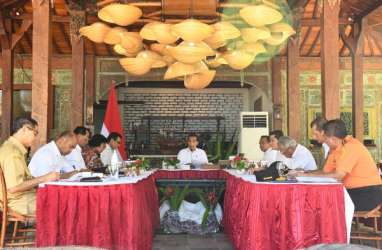 Labuan Bajo Jadi Lokasi Wisata Superpremium, Presiden Jokowi Tekankan Penataan Kawasan