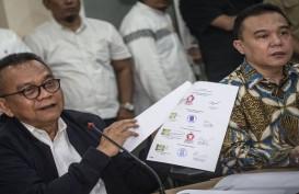 Nurmansyah Lubis dan Riza Patria Resmi Cawagub DKI Jakarta