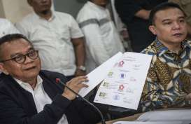 Gerindra Umumkan Riza Patria dan Nurmansyah Lubis sebagai Cawagub DKI, PKS tak Hadir