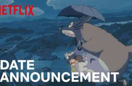 Animasi Studio Ghibli segera Hadir di Netflix