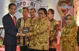 Pimpinan DPD Melobi Wapres Ma'ruf untuk Buka lagi Pemekaran Wilayah