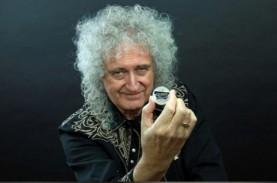 The Royal Mint Keluarkan Koin Edisi Band Queen