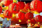 Tiga Warna Sempurnakan Tampilan saat Tahun Baru Imlek
