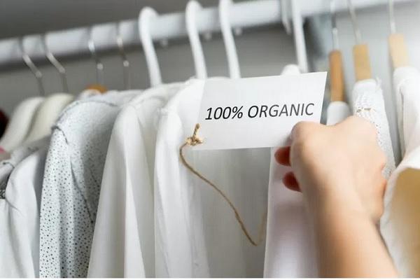 Ilustrasi baju terbuat dari bahan ramah lingkungan - Antara