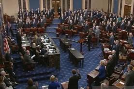 Republik Desak Senat Bebaskan Trump dari Jerat Pasal…