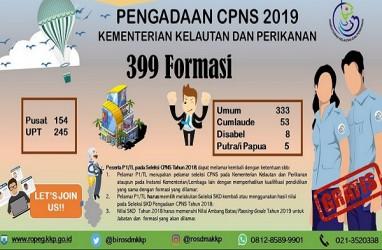 Jadwal Ujian dan Lokasi SKD CPNS 2019 Kementerian Kelautan dan Perikanan