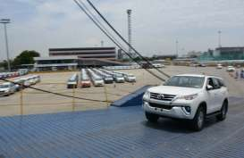 Ekspor Toyota Capai 208.500 Unit pada 2019, Tertinggi Selama 5 Tahun Terakhir