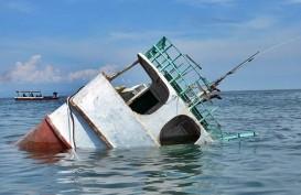 KM Risvin Pratama dengan 9 Penumpang Tenggelam di Maluku Utara