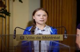 Pesan Greta Thunberg di WEF : Pembicaraan Soal Perubahan Iklim Omdo Belaka