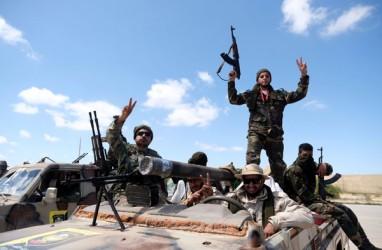 Krisis Libya Tak Ganggu Pasokan Global, Harga Minyak Terjun