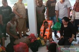 14 Penumpang Terselamatkan Saat KM Risvin Pratama…