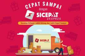 SiCepat Express Kirim 7 Juta Paket saat Harbolnas…