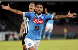 Napoli Singkirkan Juara Bertahan Lazio dari Coppa Italia