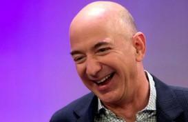 Terungkap, Ponsel Bos Amazon Jeff Bezos Diretas Putra Mahkota Arab Saudi