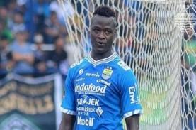 Ezechiel Ndouassel Resmi Berlabuh di Bhayangkara FC