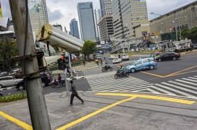 1 Februari 2020, Polda Metro Jaya Terapkan Tilang…
