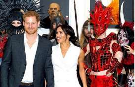 Diam-diam, Harry dan Meghan Markle Bertemu Agensi Hollywood untuk Dapat Kontrak Jutaan Dolar